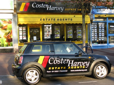 Coster Harvey, Old Town, Eastborne
